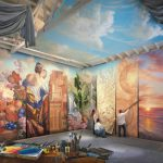 OIL PAINT  (Wall and Ceiling)